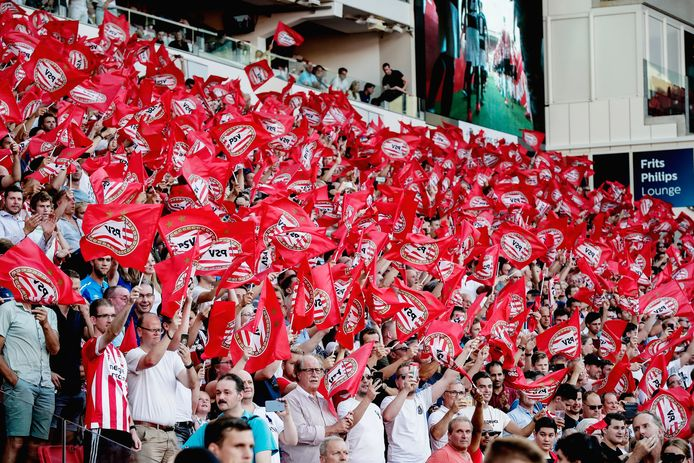 PSV fans