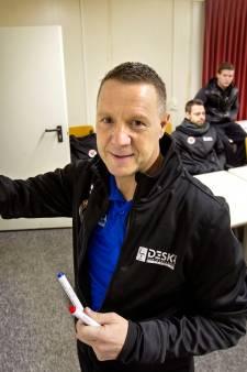 Trainer Van Alebeek blijft Schijndel nog drie jaar trouw