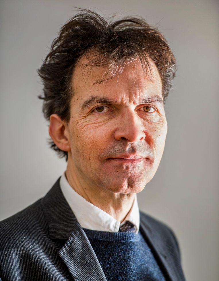 Directeur Sjarel Ex van Museum Boijmans Van Beuningen. Beeld ANP