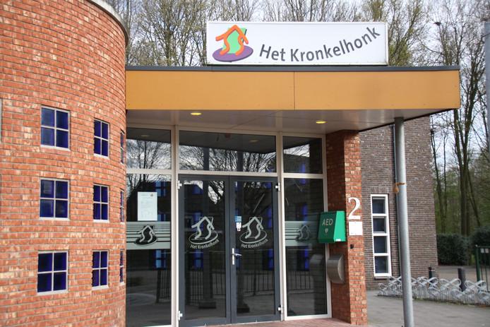 Dorpshuis Het Kronkelhonk in Slagharen.