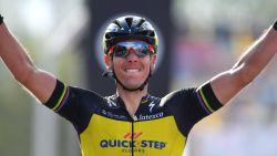 Koning Philippe Gilbert van België voert gigantisch nummer op in Ronde, topfavoriet Van Avermaet 2de