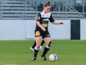 """Lieselot De Kegel (Eendracht Aalst Ladies): """"Er waait een nieuwe wind binnen de club"""""""