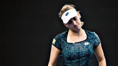 """Elise Mertens voelt geen druk voor WTA Elite Trophy: """"Ik heb een mooi jaar achter de rug"""""""