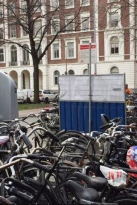 Let op: op deze plekken in Utrecht worden binnenkort fietsen weggehaald