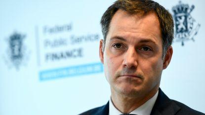 """De Croo: """"Britten zijn meester in bijkomende chaos te creëren. Vier op de vijf Belgische bedrijven niet voorbereid op brexit"""""""
