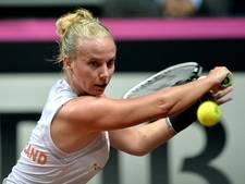 Doetinchemse Richèl Hogenkamp mag zich opmaken voor wereldtop op Roland Garros