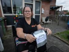 Joyce uit Dronten wachtte zeven maanden op rolstoel, tot ze de tv inschakelde: 'Nu ben ik een boegbeeld'
