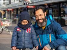 Reza wil graag bij de politie: 'Ik wil meehelpen Nederland veilig te houden'