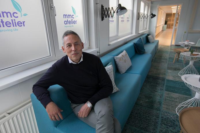 Michiel Manuels is de nieuwe directeur van Nemo Healthcare. Na dertig jaar Philips, leidt hij de medische start-up nu naar de markt.