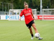 De selectie van PSV Vrouwen onder de loep: 'Het niveau is overall al veel hoger'