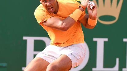Op weg naar Nadal of Djokovic