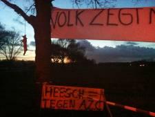 Opknoopactie varken én azc-rellen: Heesch voelt vijf jaar na dato voor sommigen nog altijd anders