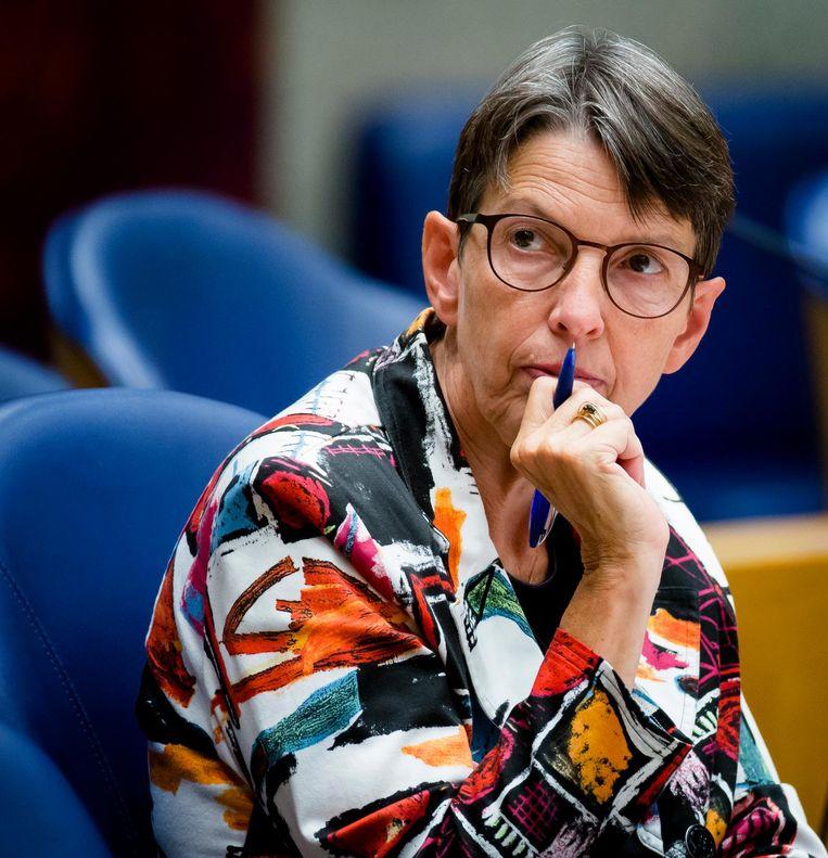 Staatssecretaris Jetta Klijnsma. Beeld anp