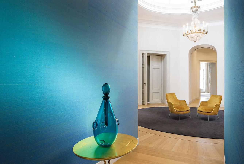 Van exclusieve hotels tot de praktijk van een tandarts, voor Vescom is geen project te groot of te min.