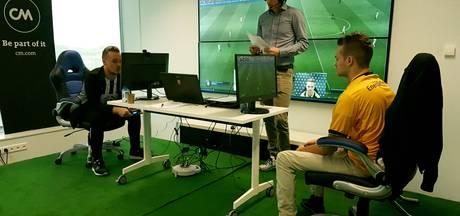 Echte NAC-fan Menno Bouhuijzen eerste e-sporter NAC