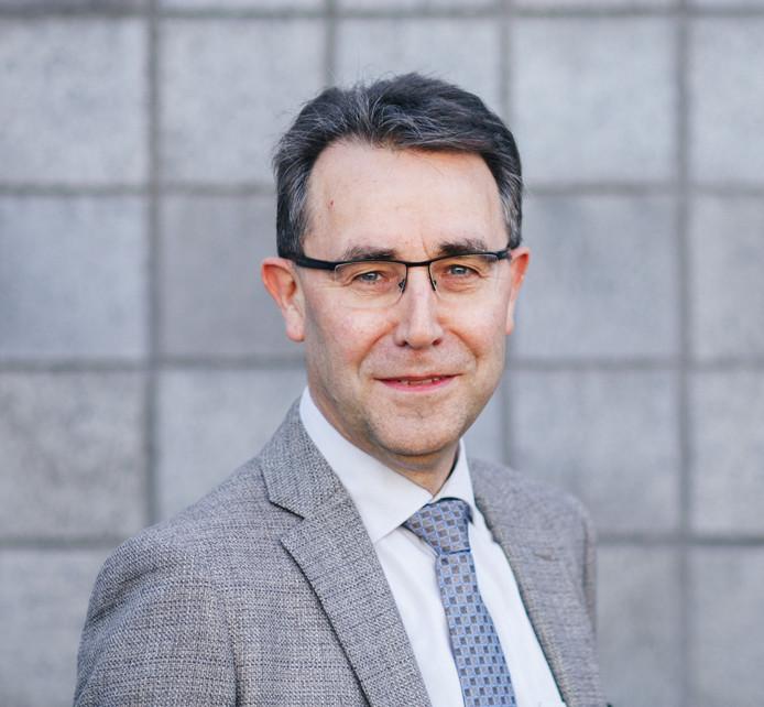 Jan Pierik is de nieuwe burgemeester van Borne.
