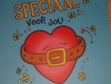 Maashorstboeren verrassen bewoners Sint Jan Uden met kalenders en kaarten