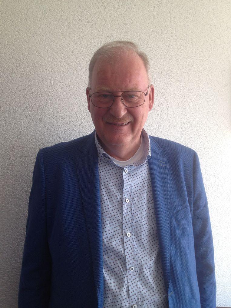 Peter Luijendijk, bedrijfsleider in de meubelbranche Beeld *