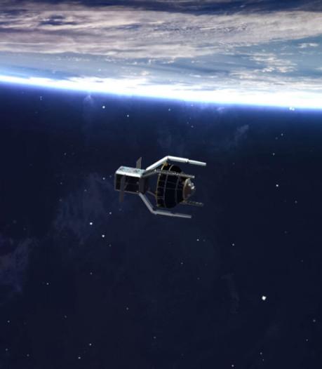 Kosmische sleepkabel: Europa gaat sonde bouwen die ruimtepuin opruimt