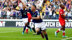 Saelemaekers schenkt Anderlecht tegen Standard eerste zege van het seizoen