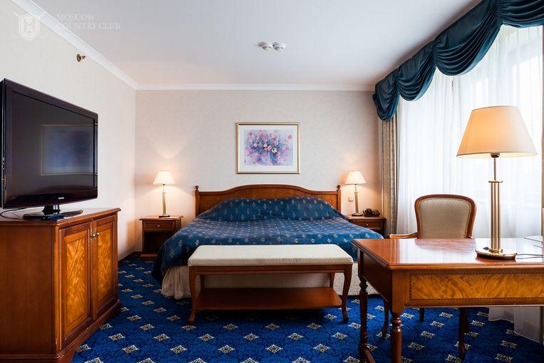 Moscow Country Club, hotel waar de Rode Duivels gaan verblijven