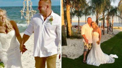 """""""Ik moest van mijn vrouw"""": Zac onderbreekt trouwshoot om jongen van verdrinkingsdood te redden"""