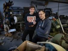 Studenten Koning Willem I College Den Bosch brengen eigen ontwerpen tot leven in Milaan