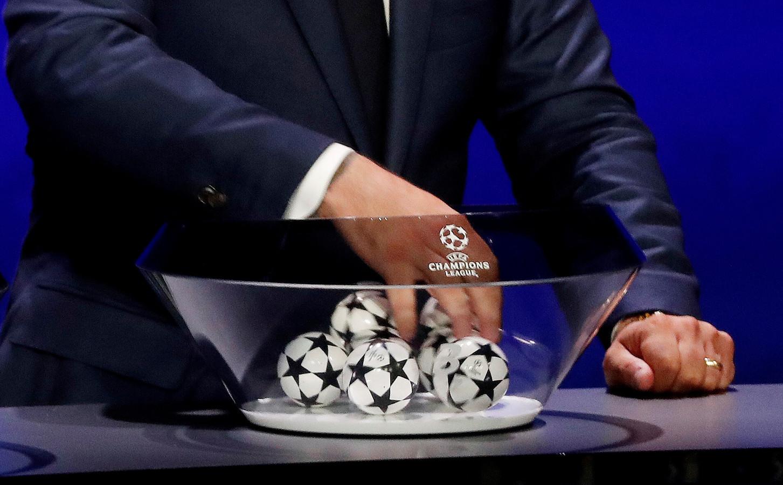 De loting van de Champions League en Europa League is vandaag in Nyon.