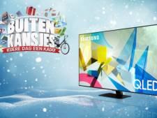 Speel de eindejaarsquiz en maak kans op een Samsung QLED TV