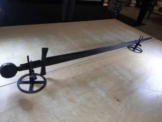 Groot zwaard van negenhonderd jaar oud gevonden in Nederland