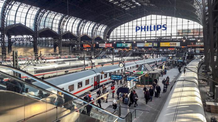 Station Hamburg Hauptbahnhof