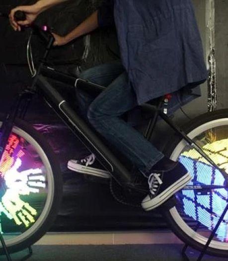 Des éclairages sur roue : faire du vélo avec style et en toute sécurité
