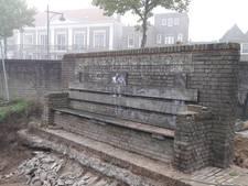 Verplaatsen leugenbank Zaltbommel naar aanleiding van protesten toch nog een keer bekeken