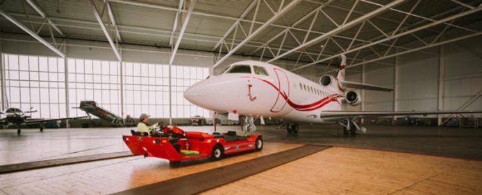Flying Group is marktleider in de zakenluchtvaart in de Benelux.