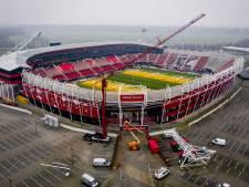 AZ in eigen stadion tegen Ajax, maar 'vooralsnog zonder publiek'