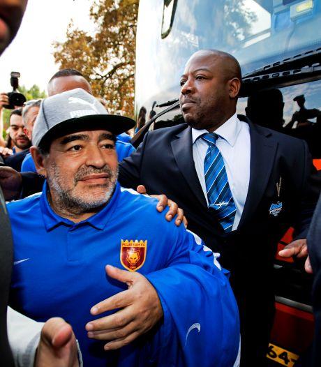 Maradona laat actie van PSV-hoofdsponsor volledig in de soep lopen