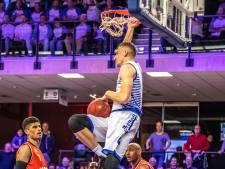 Landstede Basketbal is Kevin Bleeker kwijt in restant van het seizoen