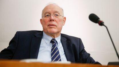"""Charles Picqué (PS): """"We zijn veroordeeld tot nieuwe staatshervorming"""""""