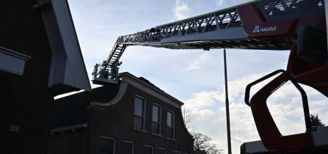 Schoorsteenbrand in Vriezenveen snel onder controle