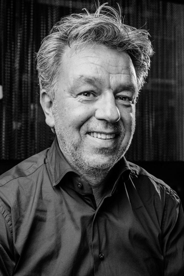 Yves Gijrath is media-ondernemer en het hoofd van de LXRY Media Group. Beeld Martin Dijkstra