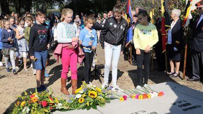Schooljeugd nauw betrokken bij herdenking bevrijding