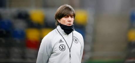 Duitsers zijn wel klaar met Joachim  Löw