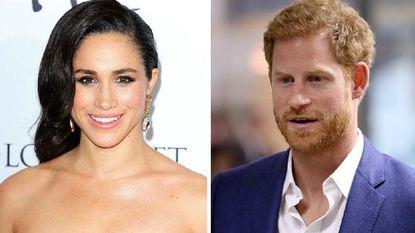 """Meghan Markle openhartig over haar relatie met prins Harry: """"We zijn erg gelukkig en verliefd"""""""