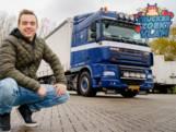 Trucker Mike (20) zoekt een leuke meid 'die hem soms uit de sleur kan halen'