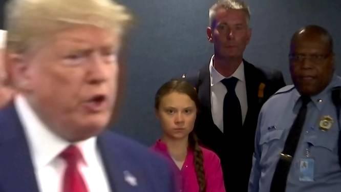 Greta Thunberg en Donald Trump kandidaten Nobelprijs voor de Vrede
