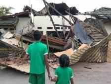 Opnieuw zware aardbeving op Lombok
