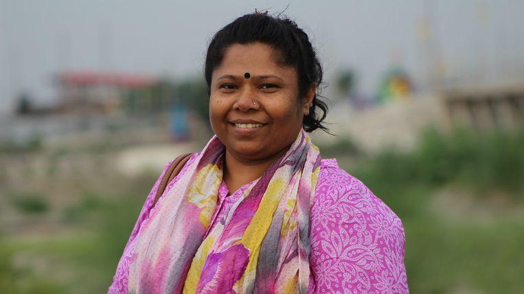 Kalpona Akter Beeld Shariful Islam Sourav