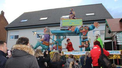 Veel volk en ambiance op Geutelingenfeesten