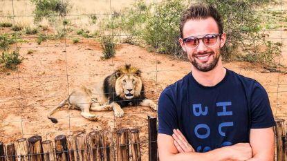 "KOERS KORT. Campenaerts ondervindt in Namibië geen hinder meer van knie: ""Het is hier zalig"""
