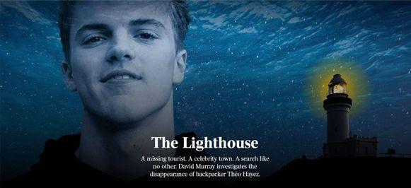 Theo Hayez - The Lighthouse podcast